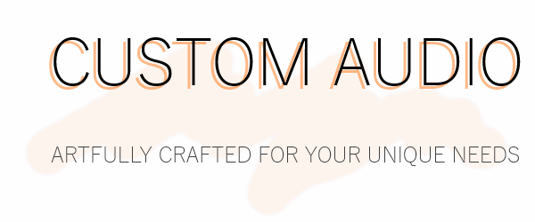 Custom Audio Header